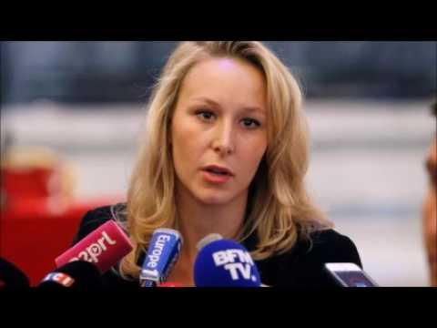 Marion Marechal-Le Pen Quits Politics After Aunt's Election Loss