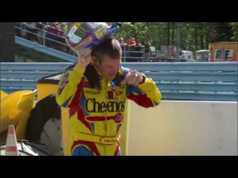 Mobil 1 NASCAR Automotive Technology Series: HANS Device