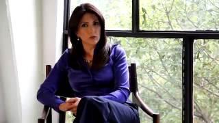 Habla la ex esposa de Peña Nieto