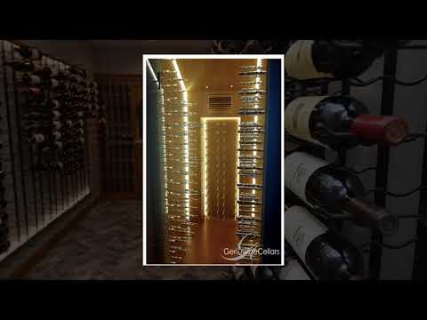 Harvest Custom Wine Cellars and Saunas| Are Metal Wine Racks the Right Choice for Your Wine Storage?