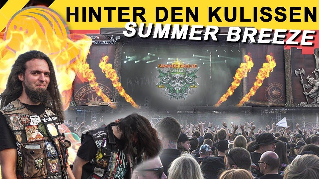 Summer Breeze 2018 Behind The Scenes Zeppelin Rental On The Job