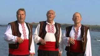 Мъжка фолклорна група от гр.Царево- Георги кирия караше