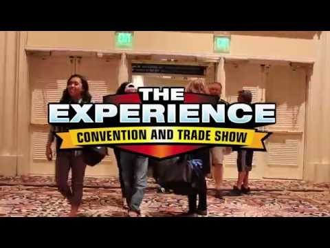 The Experience Trade show || Las Vegas 2016
