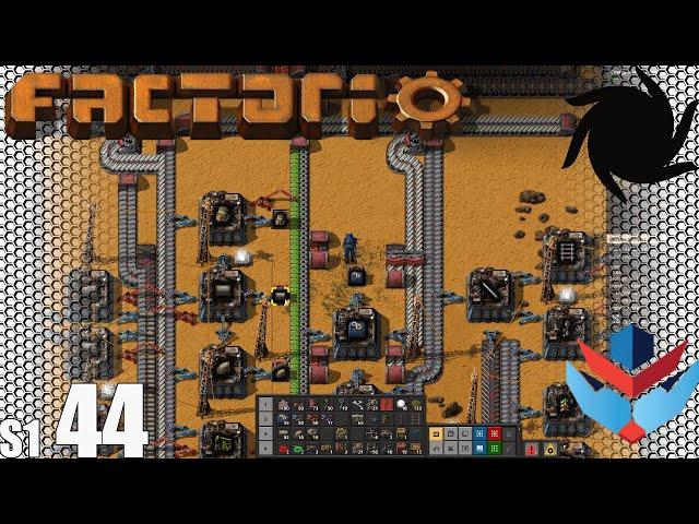 Factorio MP with NOG - S01E44 - Running Around Like A Headless Chicken