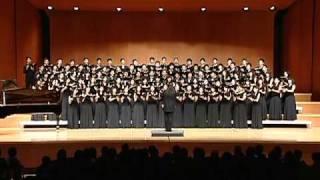 Ave Verum Corpus (Javier Busto) - National Taiwan University Chorus
