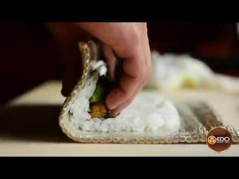 El Acevichado Maki de EDO Sushi Bar