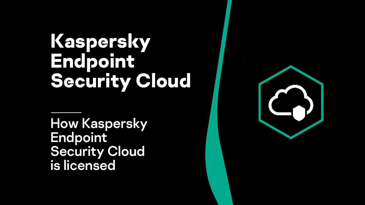 Part 1: How Kaspersky Endpoint Security Cloud is licensed