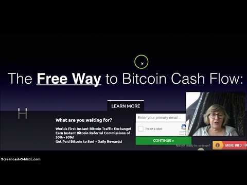 InfinityTrafficBoost – Earn Bitcoin Free or Paid with Infinity Traffic Boost