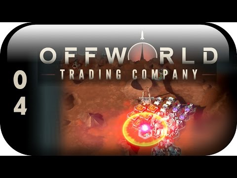 Offworld Trading Company #04 - Multiplayer FFA 3 Player [german deutsch]