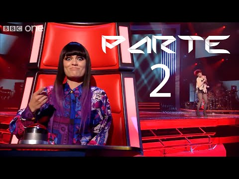 Mejores Audiciones Top 50 - The Voice, X The Factor (Parte 2)