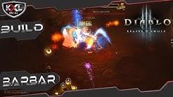 Diablo 3 RoS 2.1.2 - Barbar Build - Raserei / Unangefochtene Sieger ➥ Let's Build