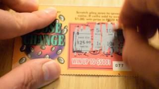 ny lotto loose change huge winner omg