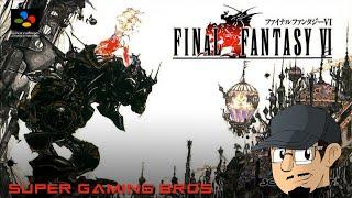 SGB Play: Final Fantasy VI - Part 1