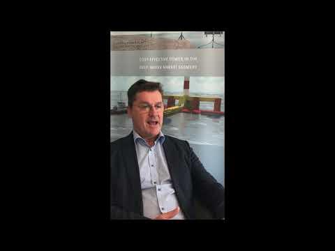 Hans Vestergaard Testimonial Floating Power Plant December 2018