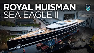 ROYAL HUISMAN'S REMARKABLE 81M…