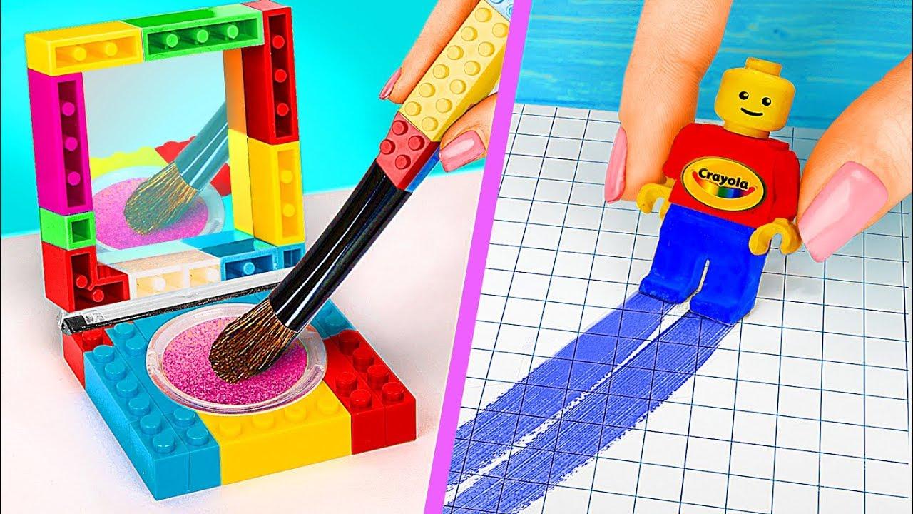Y Formas Mejor Tus 10 Manera La Legos De Trucos Manualidades Viejos Juguetes Reutilizar Con PkiZuX