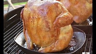 Eric's Beer Can Chicken