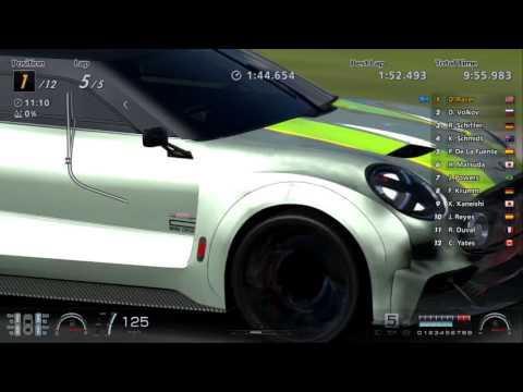 Mini Clubman Vision Gran Turismo -   Grand Valley Speedway (GT6)