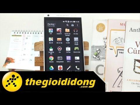 Đánh giá nhanh HTC Desire 816 | www.thegioididong.com