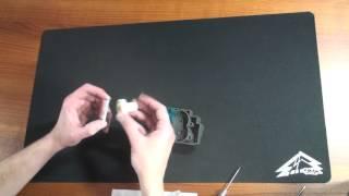 Tamiya MF-01X Jimny Build Ep. 1