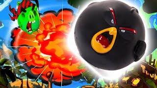 Angry Birds Epic ПОЛУЧИЛИ БОМБА! ПРОХОЖДЕНИЕ. GOT THE BOMB! The PASSAGE.