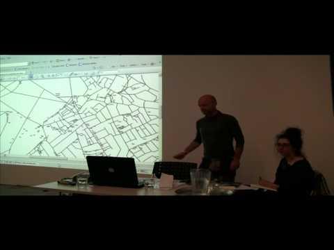 Heath Bunting (2 of 9) Artist Talk