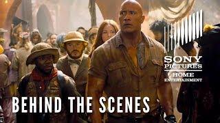 JUMANJI: WELCOME TO THE JUNGLE – Behind the Scenes Clip – Bazaar