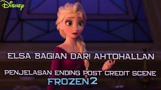 Endingnya Udah Keliatan Dari Frozen Pertama | Penjelasan Ending & Post Credit Scene Frozen 2