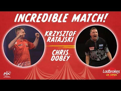 INSANE MATCH! Dobey V Ratajski | 2020 UK Open