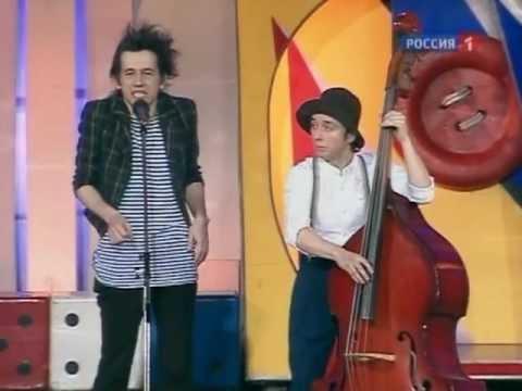 "Трио ""Абблом"" про веселых старух"
