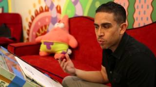 Fanboy & Chum Chum | Meet the Creator: Eric Robles | Nickelodeon Animation Studio