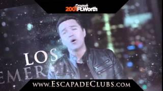 Los Temerarios Tour en Escapade 2001 Ft.Worth 3-11-16