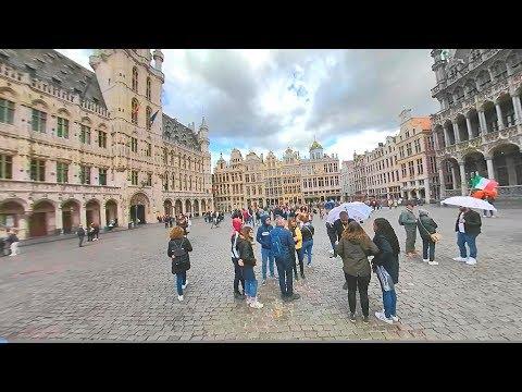 Brussels Bruxelles Belgium