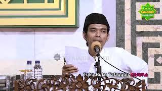 Cara Taubat Tukang Ghibah - Ustadz Abdul Somad Lc. MA