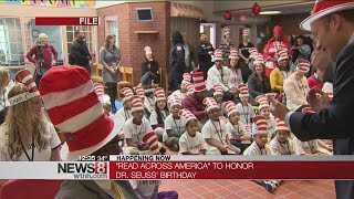 Read Across America to honor Dr. Seuss' birthday