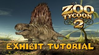 ZT2 Exhibit Tutorial: Dimetrodon