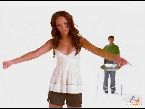 Bmobile Ringtones - Rihanna (Pan) -  Mc Cann Erickson - VA (2006)