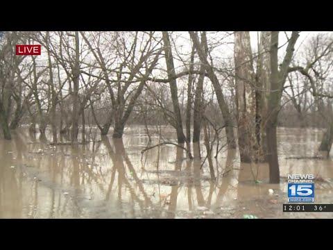 Noon Flood Report