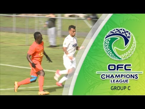 2017 OFC CHAMPIONS LEAGUE | Group C MD1 | Western United v Auckland City Highlights