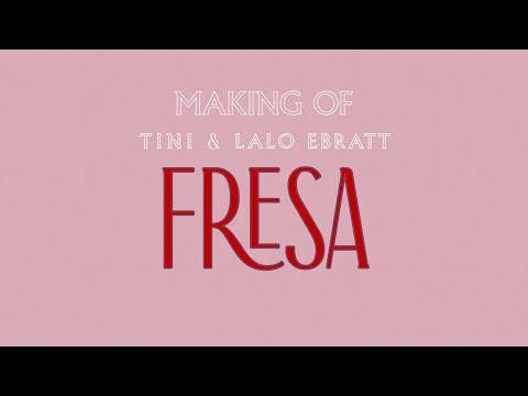 Making Of: ' Fresa ' | TINI