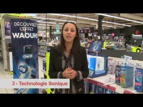 Auchan comment choisir sa brosse dent lectrique youtube - Brosse a dent electrique auchan ...