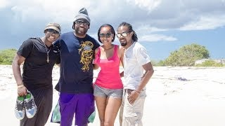 BARBUDA - A DAY WITH MORGAN HERITAGE, DRASTIC & FRIENDS