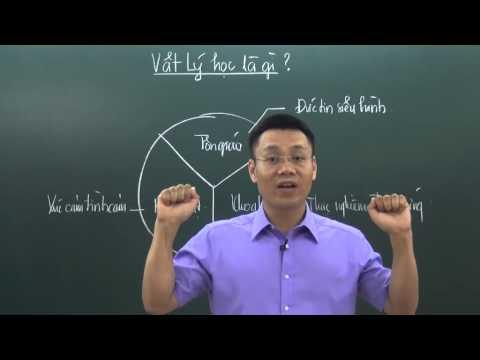 Vật lý học là gì ?