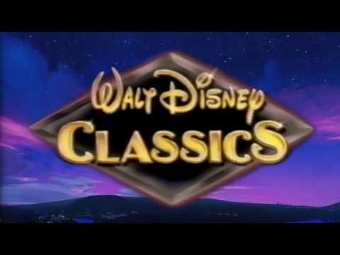 Walt Disney Classics Logo (Amateurish Remake)