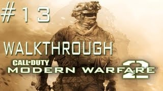 Call of Duty: Modern Warfare 2 - Walkthrough - Mission 13 - Se…