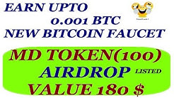EARN UPTO 0.001 BTC WITH NEW BITCOIN FAUCET