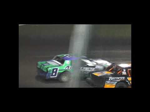 Hobby Stock Amain @ Hancock County Speedway 07/23/19
