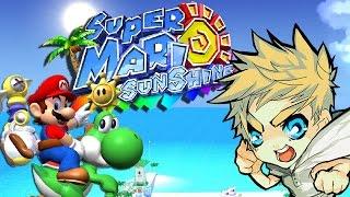 Super Mario Sunshine - Dave Control Super Show