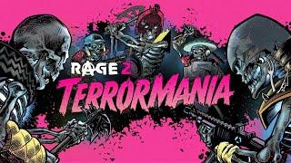 RAGE 2: TerrorMania - Trailer di lancio
