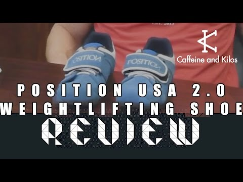 Position USA 2.0 Weightlifting Shoe Review.